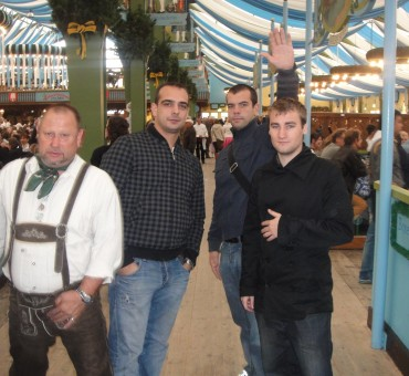 Oktoberfest, Germany 2010