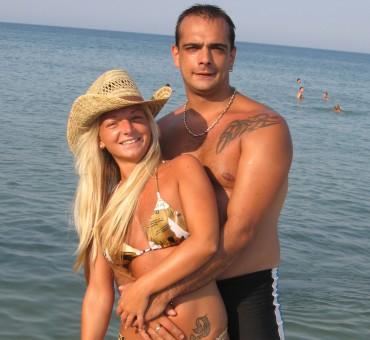 Paralia, Greece 2006