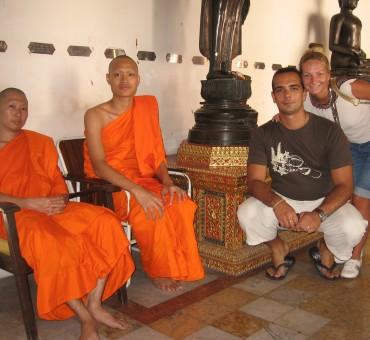 Bangkok 2008, Thailand