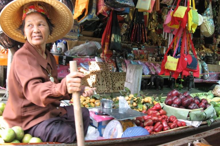 Floating Market 2008, Thailand