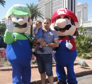 Las Vegas, USA 2012