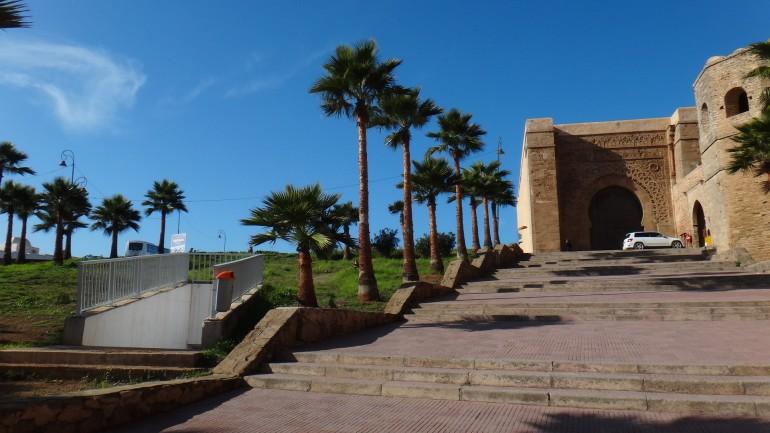 Morocco's capital Rabat