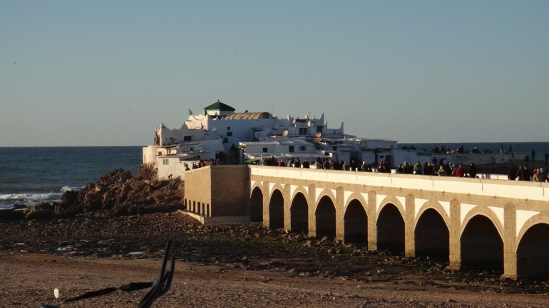 Sidi Abdel Rahman Marocco