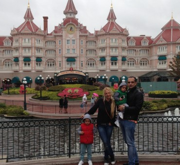 Paris - Disneyland, France 2014
